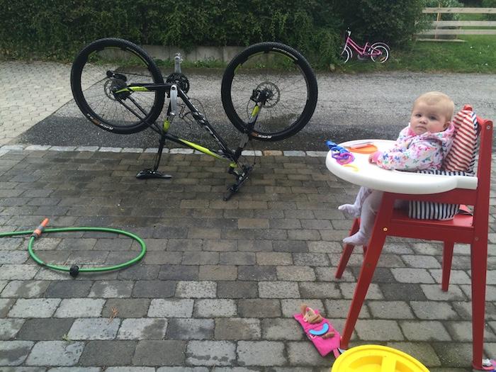 vasking-med-baby