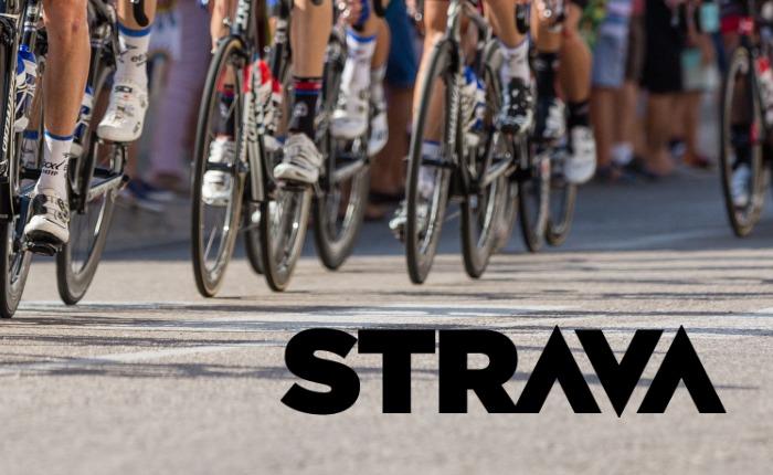 Imponerende uke for de 247 medlemmene iStrava-gruppene